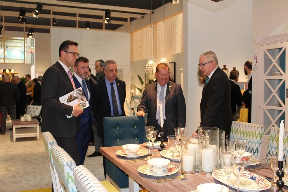 Lucena consolida su marca como Ciudad del Mueble en la Feria de Zaragoza 1