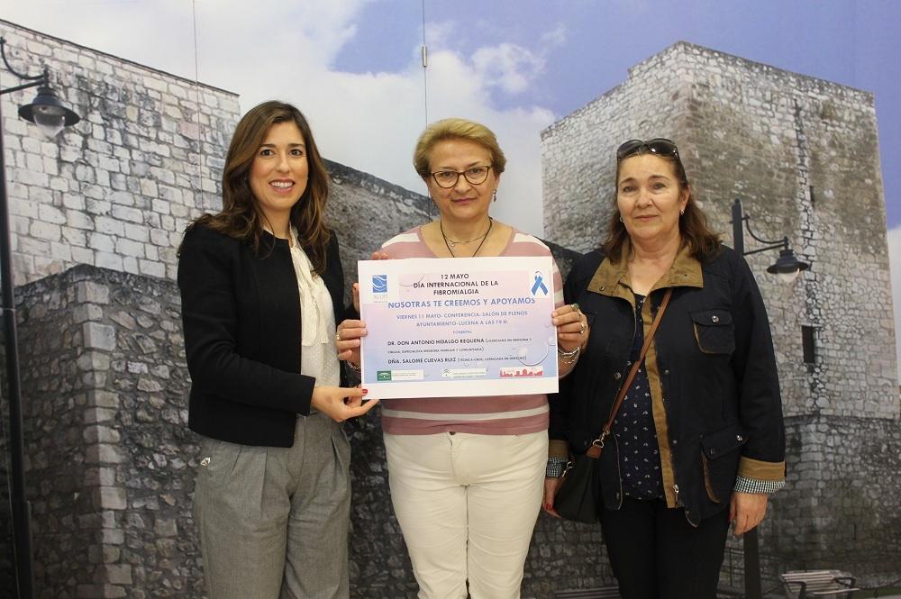 Alufi Lucena celebra el Día de la Fibromialgia 1