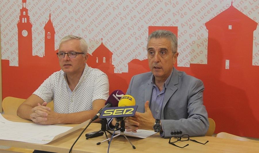 Juan Pérez reestructura el gobierno municipal debido a la baja por enfermedad de Manuel Lara 1