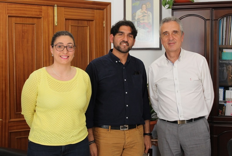 Firmados los convenios con los primeros emprendedores del Vivero de Empresas de Lucena     1