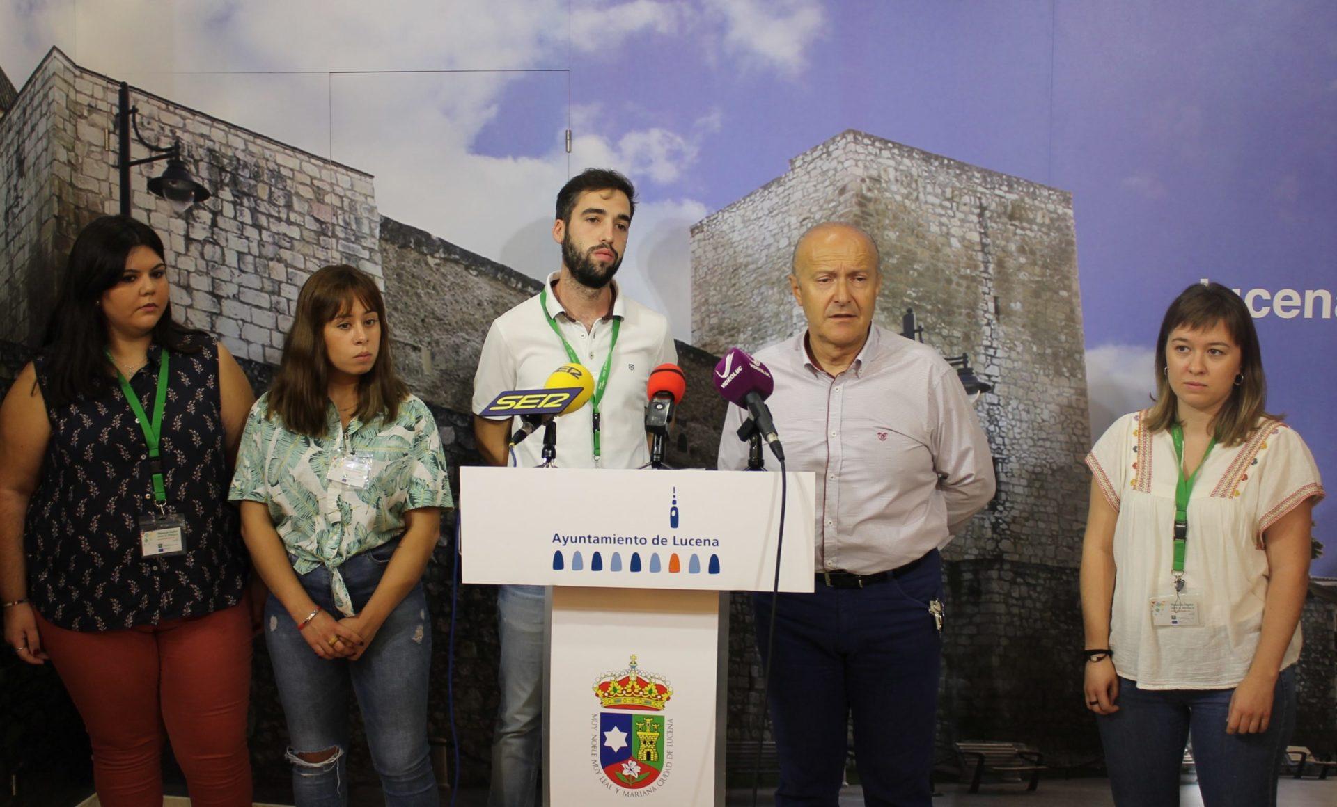Participación Ciudadana pone en marcha las nuevas oficinas de información y atención municipal en los barrios  1