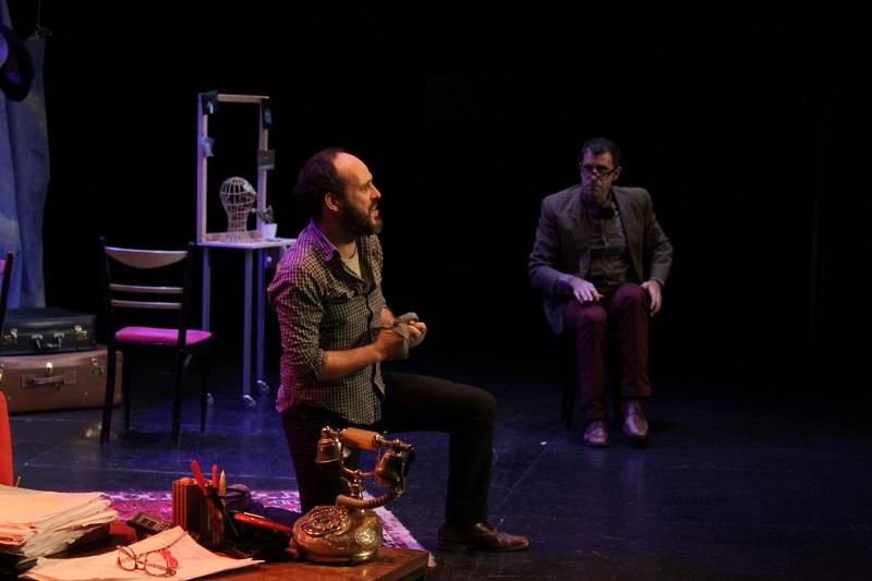 Textos teatrales de Daniel Dimeco e Itziar Pascual vencen en el Concurso 'Luis Barahona de Soto' 1
