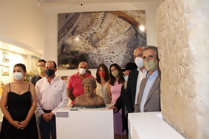 Las creencias y la Perla de Sefarad protagonizan las nuevas salas museísticas del Palacio de los Condes de Santa Ana
