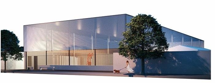 La constructora de la pista cubierta anexa al CEIP Antonio Machado solicita un modificado del proyecto valorado en 30.446 euros