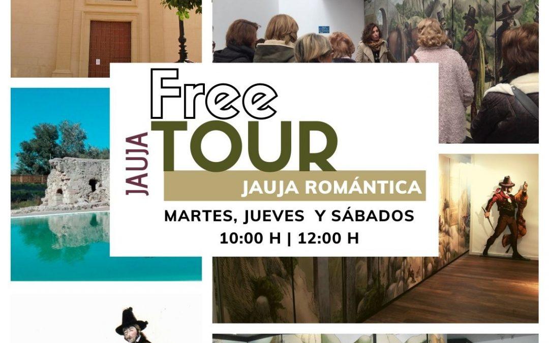 """Jauja participa en los 'free tours' de los pueblos de Tierras de José Mª """"El Tempranillo"""""""