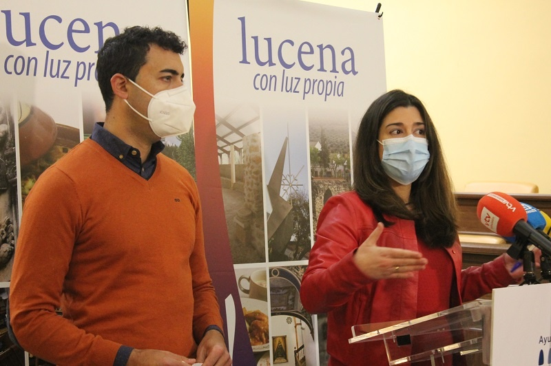 La Red de Senderos de Lucena fomentará el uso turístico y deportivo del patrimonio natural del municipio