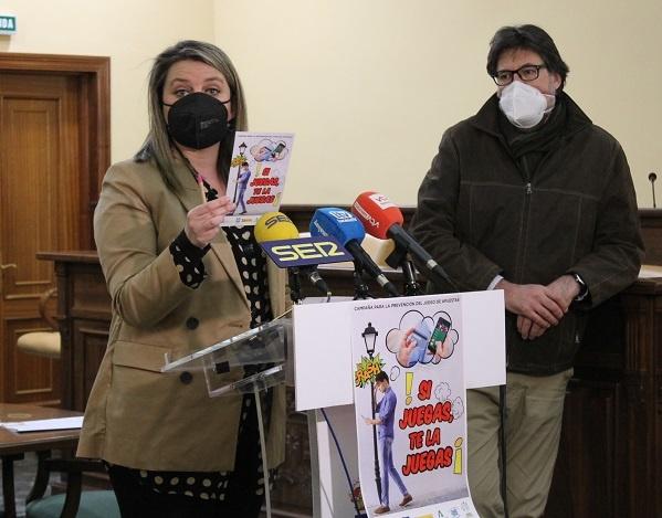 'Si juegas, te la juegas', la nueva campaña del Ayuntamiento de Lucena contra las apuestas 1