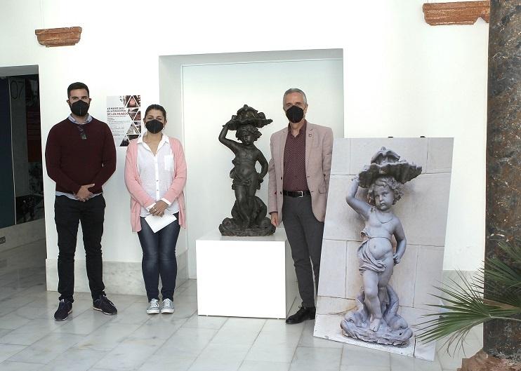 Presentación de la restauración del 'Niño del Coso' como antesala al Día de los Museos