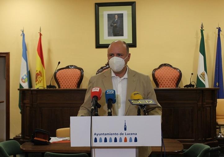 Lucena dispondrá 1.835.000 euros para las inversiones del PFEA 2021