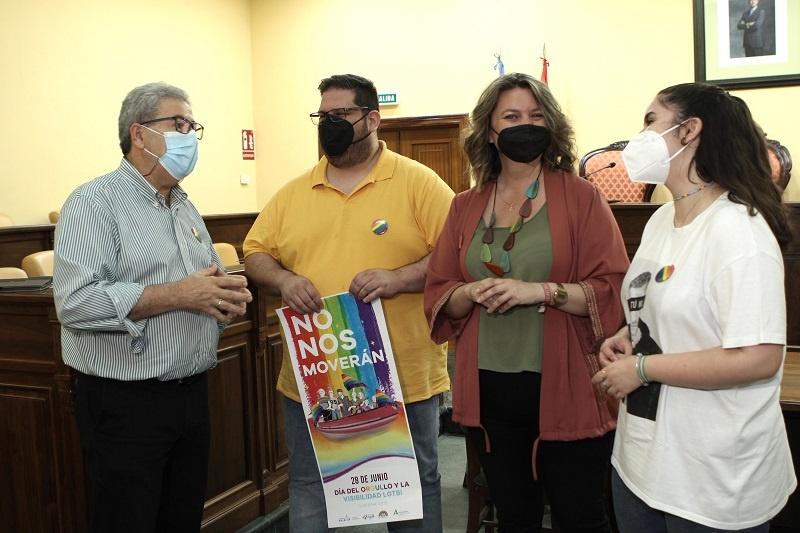 'No nos moverán', la campaña para celebrar en Lucena el Día del Orgullo LGTBI+