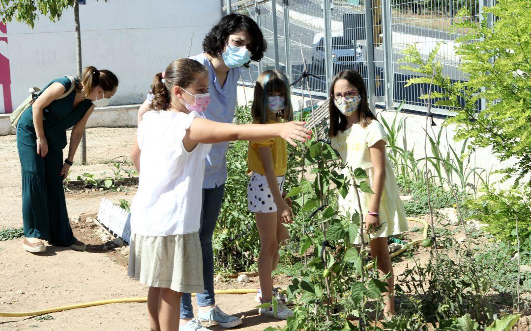 El CEIP Al-Yussana, premio escolar Día del Medio Ambiente 2021