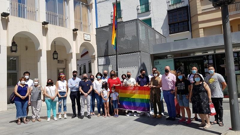 Lucena reivindica la diversidad afectivo-sexual en el Día del Orgullo