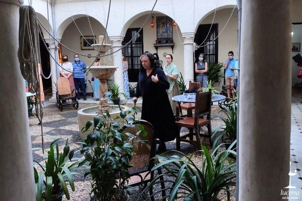 Escapismo en el Castillo del Moral, senderismo nocturno y visitas guiadas teatralizadas, las actividades turísticas programadas para agosto en Lucena