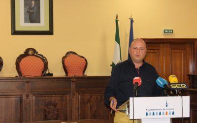 El Ayuntamiento de Lucena modificará la reforma de la calle Álamos en su tramo más estrecho