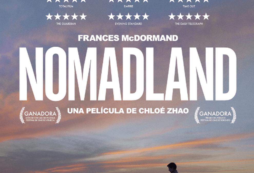 'Nomadland', para cerrar el 'Verano de AluCine' en Lucena