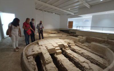 Lucena solicita a la Junta de Andalucía apoyo para el desarrollo del Plan Integral de Turismo Sostenible