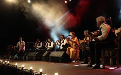 El concierto de Argentina deja una taquilla solidaria de 3.030 euros a favor de AFA Nuestros Ángeles