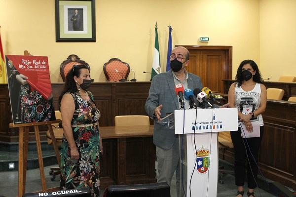 Pasión Vega, Paco Candela y Marisol Bizcocho actuarán en la Feria del Valle 2021