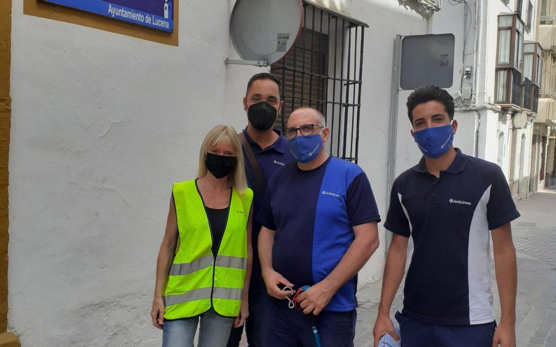 El Ayuntamiento de Lucena inicia los trabajos preventivos y de control de mosquitos transmisores del virus del Nilo