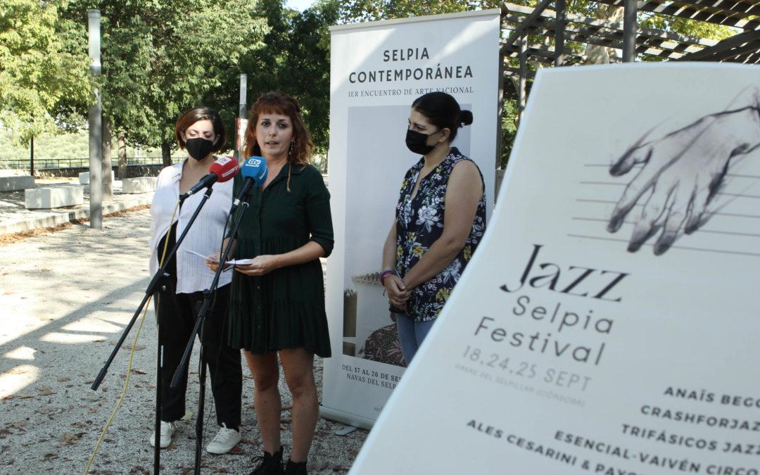 El jazz como complemento para el arte en el décimo aniversario del Festival Selpia