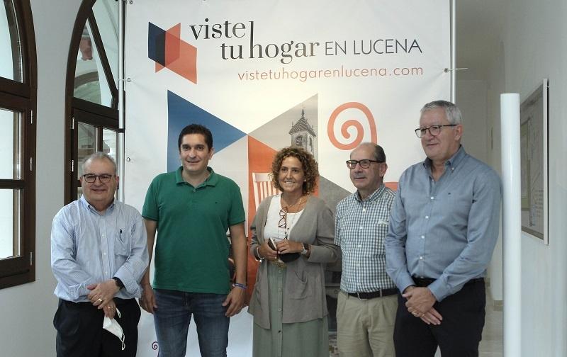 Surmueble 2021 reserva un pabellón exclusivo para las empresas de Lucena
