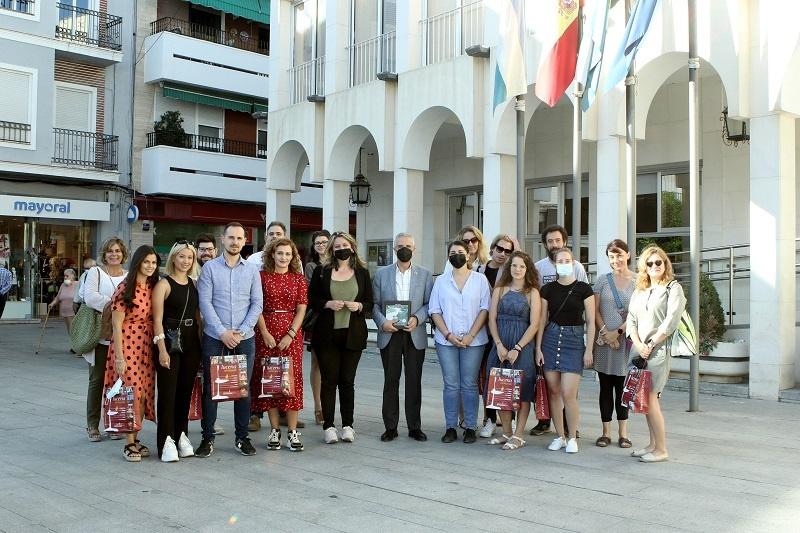 Un nuevo intercambio Erasmus se centra en el estudio de los recursos humanos
